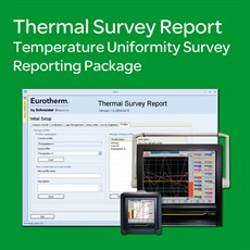 Temperature Control Configuration and Monitoring Software