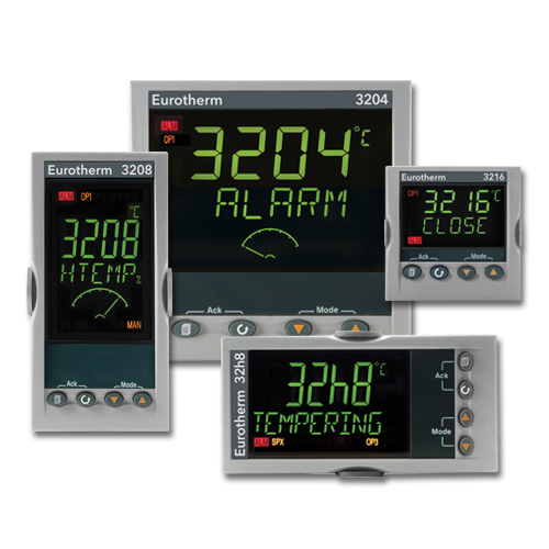 3200 Temperature/ Process Controller | Eurotherm by Schneider Electric
