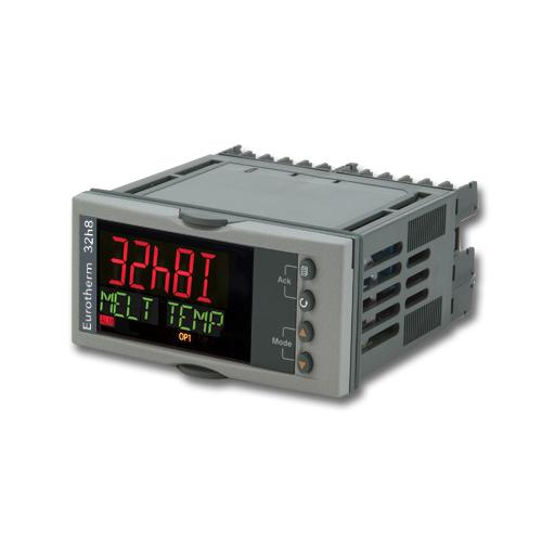Alarm Indicator For High Temperature Reading