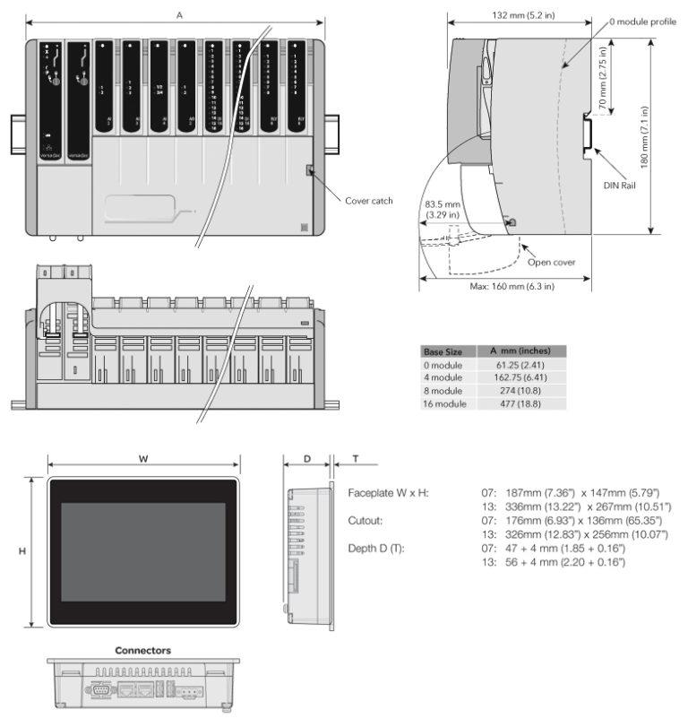 E+PLC400 Versatile Precision PLC | Eurotherm by Schneider Electric
