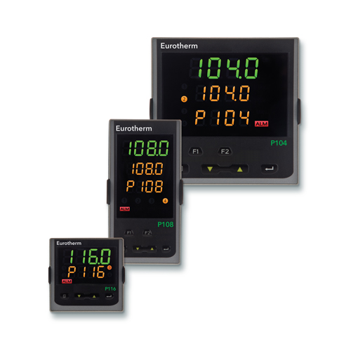 piccolo™ Controller P116 / P108 / P104 | Eurotherm by Schneider Electric
