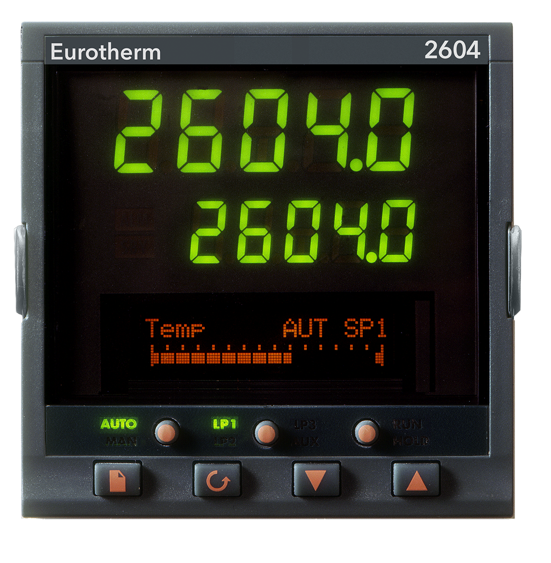 2604 Advanced Process Controller / Programmer Eurotherm Product
