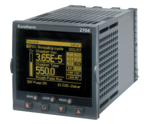 2704 Advanced Multi-loop Temperature Controllers Eurotherm Product 1
