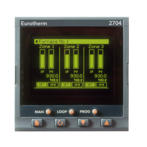 2704 Advanced Multi-loop Temperature Controllers Eurotherm Product 3