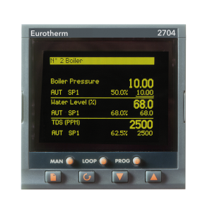2704 Advanced Multi-loop Temperature Controllers Eurotherm Product 2