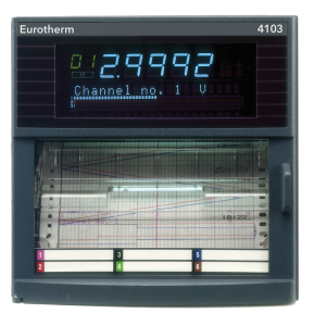Paper Recorders Eurotherm Product 2