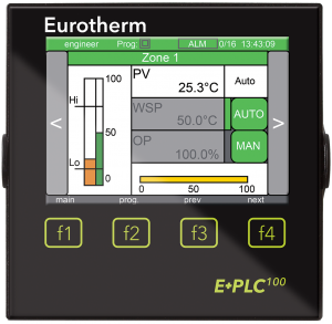 E+PLC Range Eurotherm Product 1