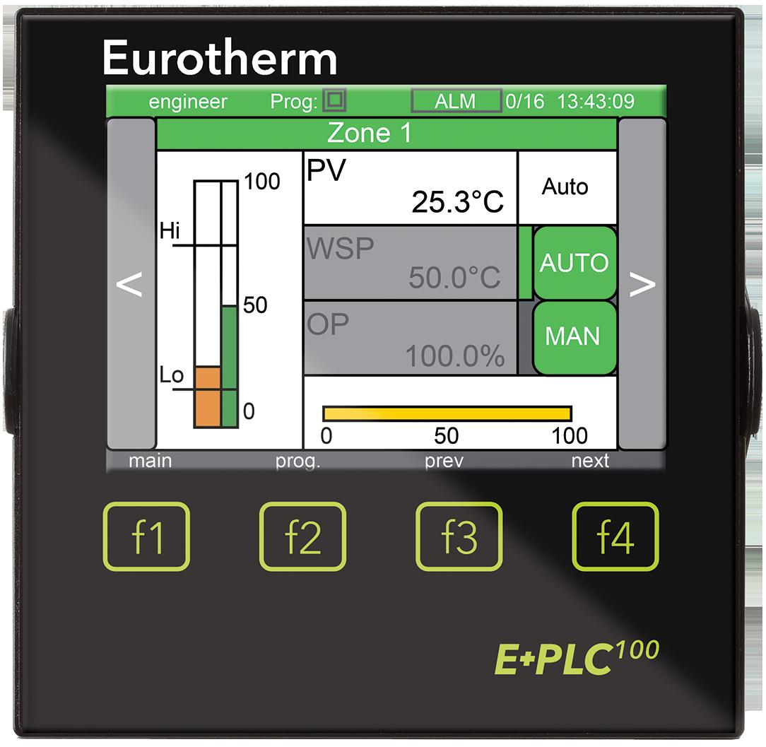 E+PLC Range Eurotherm Product