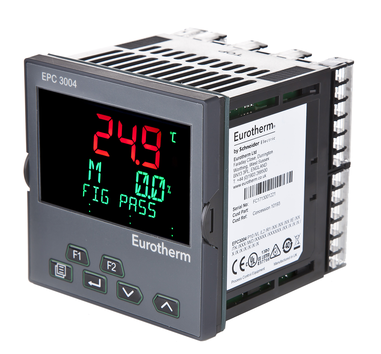 EPC3000 Programmable Controllers Eurotherm Product