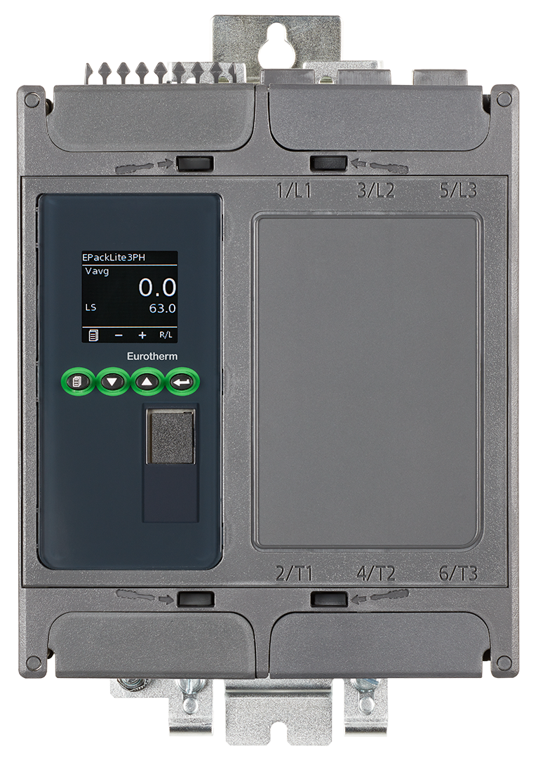 EPack TM Lite Compact SCR Power Controllers Eurotherm Product