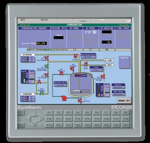 Eycon 10/20 Visual Supervisor Eurotherm Product 3