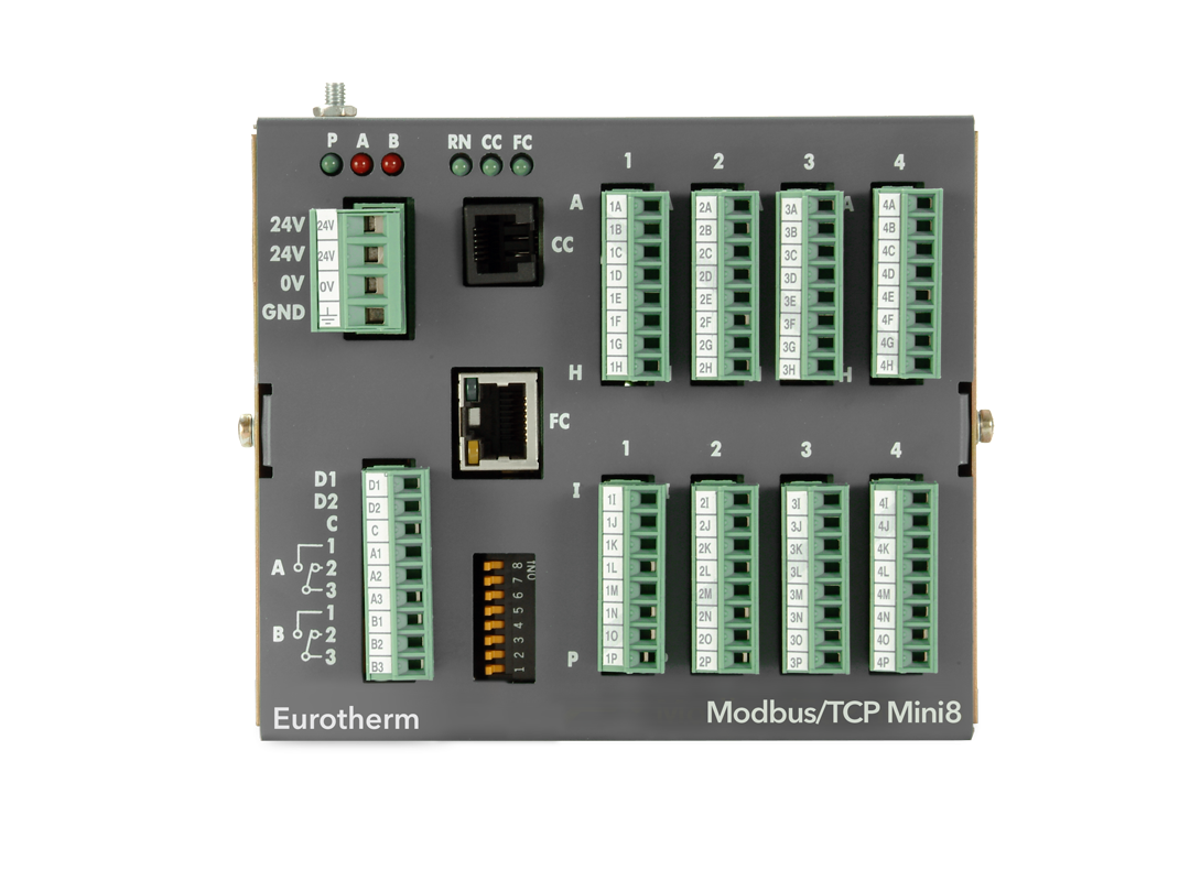 Mini8 Loop Controller Eurotherm Product