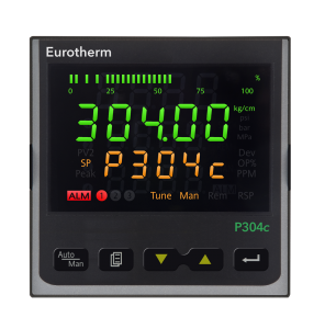 P304 ¼ DIN Melt Pressure Indicator / Controller Eurotherm Product 1