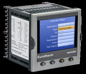 nanodac TM Recorder / Controller Eurotherm Product 15
