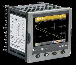 nanodac TM Recorder / Controller Eurotherm Product 8