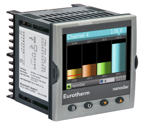 nanodac TM Recorder / Controller Eurotherm Product 9