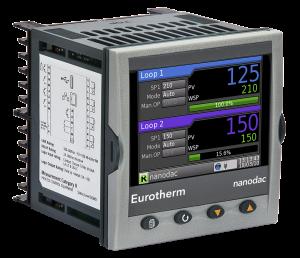 nanodac TM Recorder / Controller Eurotherm Product 10