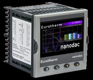 nanodac TM Recorder / Controller Eurotherm Product 12