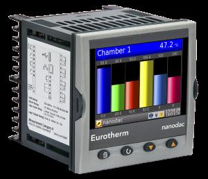 nanodac TM Recorder / Controller Eurotherm Product 16