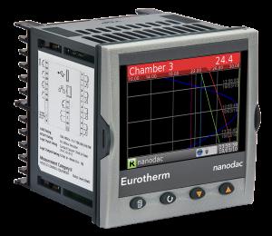 nanodac TM Recorder / Controller Eurotherm Product 14