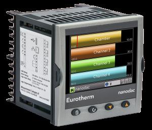 nanodac TM Recorder / Controller Eurotherm Product 13