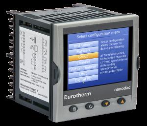 nanodac TM Recorder / Controller Eurotherm Product 7
