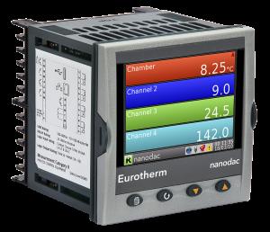nanodac TM Recorder / Controller Eurotherm Product 11