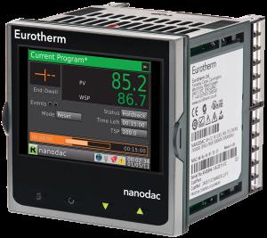 nanodac TM Recorder / Controller Eurotherm Product 2