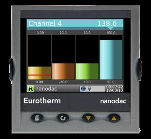 nanodac TM Recorder / Controller Eurotherm Product 20