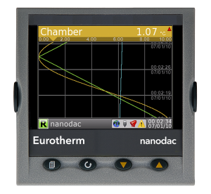 nanodac TM Recorder / Controller Eurotherm Product 19