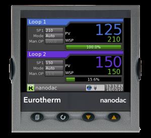 nanodac TM Recorder / Controller Eurotherm Product 21