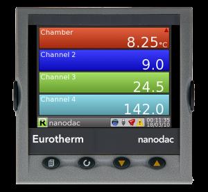 nanodac TM Recorder / Controller Eurotherm Product 22