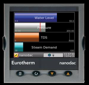 nanodac TM Recorder / Controller Eurotherm Product 6