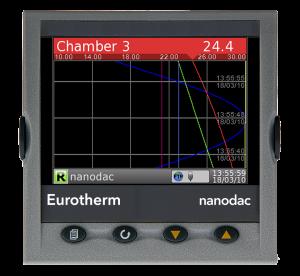 nanodac TM Recorder / Controller Eurotherm Product 25