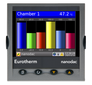 nanodac TM Recorder / Controller Eurotherm Product 26