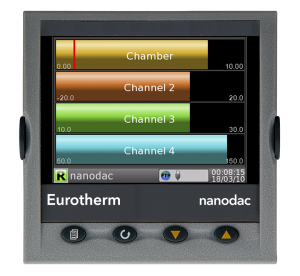 nanodac TM Recorder / Controller Eurotherm Product 24