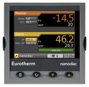 nanodac TM Recorder / Controller Eurotherm Product 4