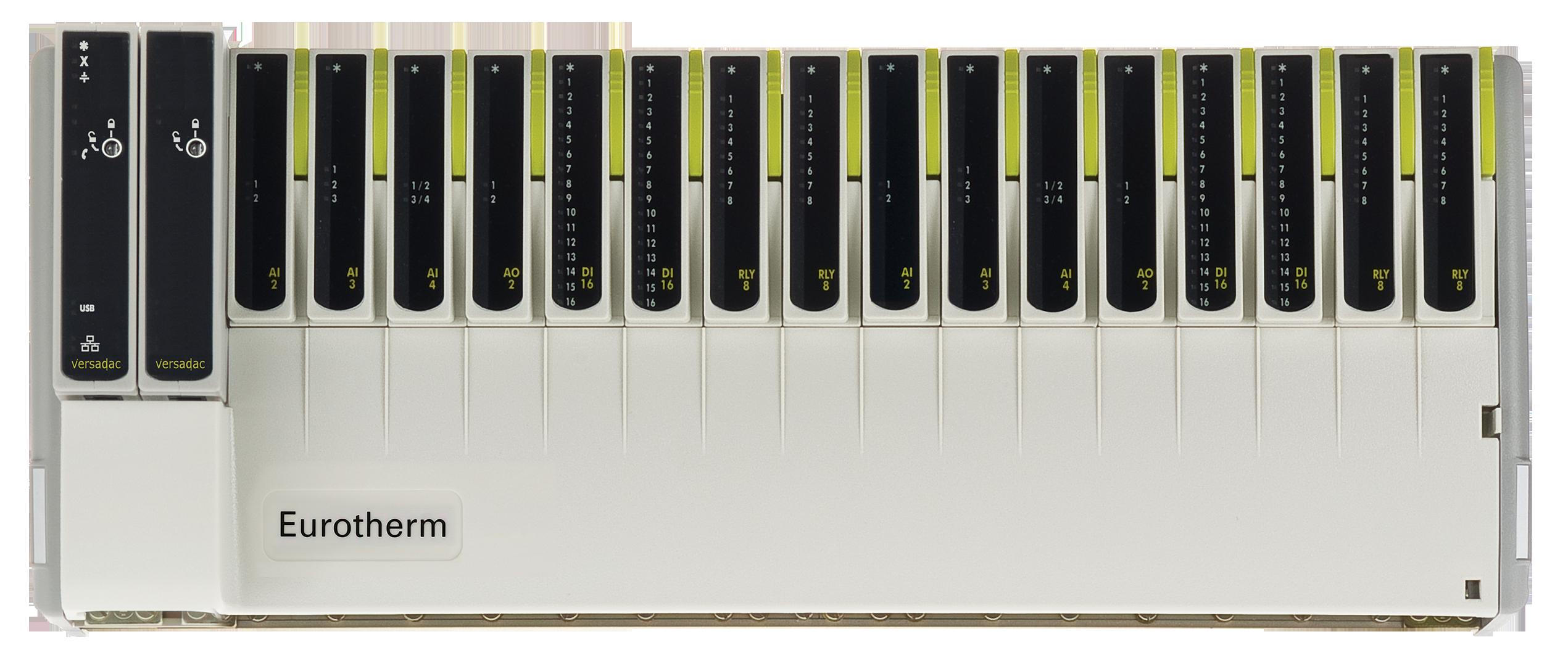 versadac TM Scalable Data Recorder Eurotherm Product
